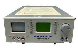Huntron Protrack I Model 20 Tracker Troubleshooting System Pulse Gen Calibrated