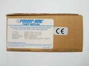 Power one Map 130 1012 Power Supply