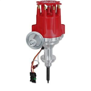 Msd Ignition 8391 Ready To Run Distributor Fits Early Hemi 331 354 Cid Engines