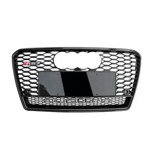 Audi A7 S7 Rs7 Style 2011 2015 Front Honeycomb Mesh Grill Grille W Quattro