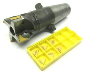 Enco 2 Indexable Facemill Mill W Kwik Switch 300 Shank