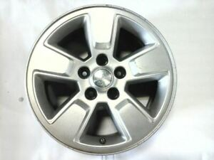 Wheel 16x7 Alloy Painted Silver Fits 08 12 Liberty 1956612