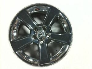 Wheel 18x7 1 2 5 Spoke Aluminum With Indented Spokes Fits 07 10 Charger 1795194
