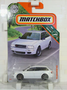 Matchbox 2018 94 Audi Avant Rs2 Car Road Trip Wagon Q021