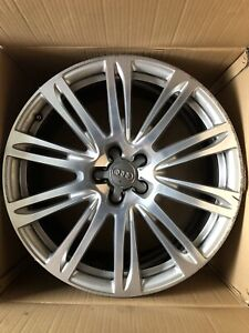 2013 Audi A8 A8l 20 Rims Oem Set Of 4