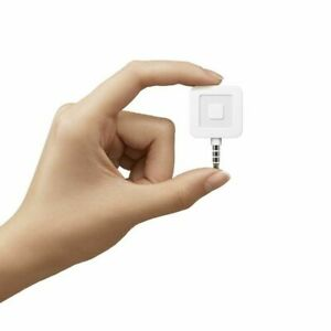 Square Reader Credit Debit Card White For Android Iphone