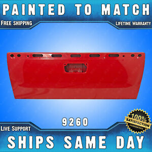 New Painted Wa9260 Victory Red Tailgate For 2007 2013 Chevy Silverado Gmc Sierra
