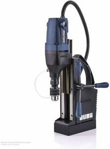 Evolution Heavy Duty 1 1 8 Inch Industrial Magnetic Drill With Carry Case
