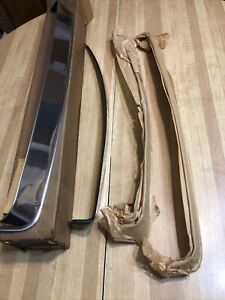 1957 Plymouth Dodge Two Door Club Sedan Vent Shades In Box Accessory
