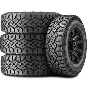 4 New Goodyear Wrangler Duratrac Lt 285 75r18 Load E 10 Ply At All Terrain Tires
