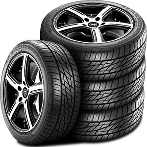 4 New Firestone Firehawk Wide Oval As 205 55r16 91h A S High Performance Tires