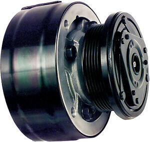 Acdelco Gm Genuine Parts 15 20189 Air Conditioning Compressor Clutch Assembly