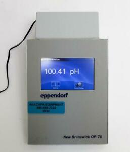 Eppendorf New Brunswick Op 76 Optical Ph Module 8723 w