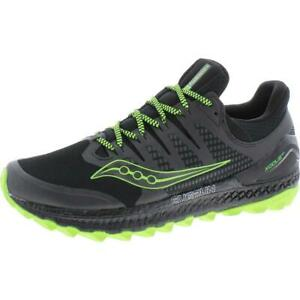 Saucony Mens Xodus Iso 3 Performance Trail Running Shoes Sneakers Bhfo 4984