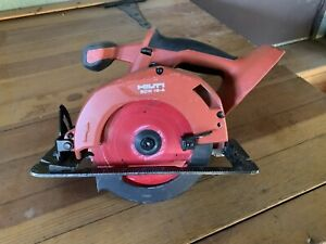 Hilti Scw 18 a Cordless Circular Saw Tool Only Free Shipping