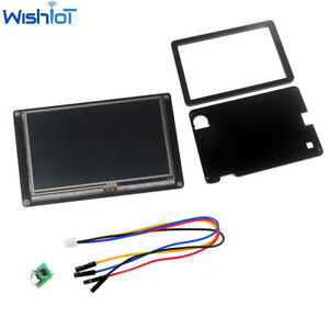 Nextion Screen Board 5 0 Hmi Uasrt Tft Lcd Touch Display Module For Arduino
