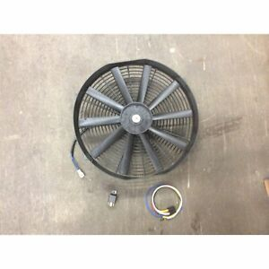 1932 Ford 16 2800 Cfm Electric Radiator Cooling Fan Flathead Coupe Tudor Parts