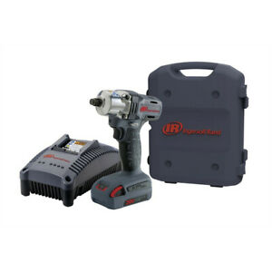Ingersoll Rand W5150 K12 1 2 In Mid Torque Impact Wrench Kit 2 5 Ah New