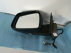 2014 2016 2017 2018 2019 Jeep Grand Cherokee Left Mirror 68236933ab Oem