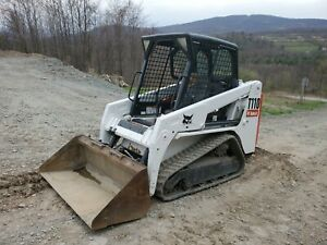 2009 Bobcat T110 Track Skid Steer Low Hours Ready To Work We Finance