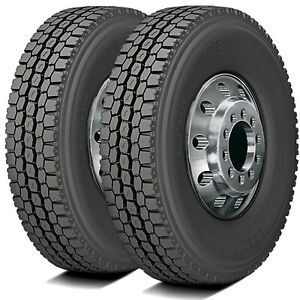 2 New Zenna Dr 750 245 70r19 5 Load H 16 Ply Drive Commercial Tires