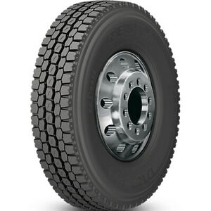 Zenna Dr 750 245 70r19 5 Load H 16 Ply Drive Commercial Tire