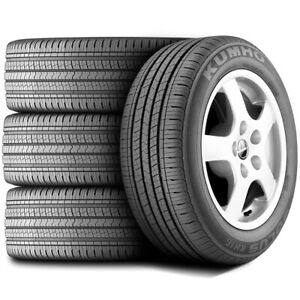 4 New Kumho Solus Kh16 225 65r17 100h C1 A S All Season Tires