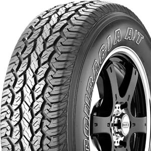 4 New Federal Couragia A T 225 70r16 101s At All Terrain Tires