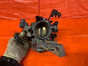 02 04 Acura Rsx Type S K20a2 Throttle Body With All Sensors And Iacv Oem