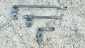 Factory Shifter Linkage Rods Levers 1963 65 Falcon Ranchero Comet T10 4 speed