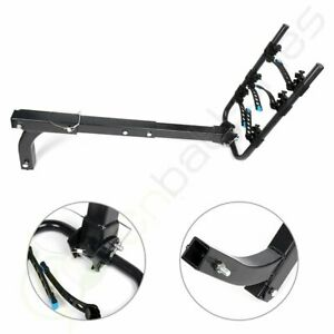 Bike Rack 3 Bicycle Carrier Hitch Top Mount Double Foldable Rack For Truck Suv