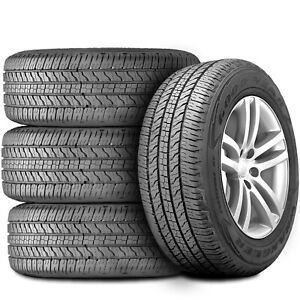 4 New Goodyear Wrangler Fortitude Ht 235 70r16 106t A S All Season Tires