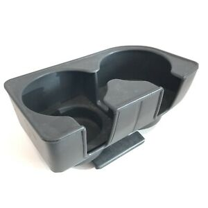 1995 2004 Chevy S 10 Single Cab Pick Up Cup Holder With Inserts Black Oem
