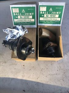 1959 Through 1960 Oldsmobile Upper Ball Joints New Old Stock Pair