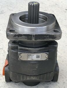 New Parker Hydraulic Gear Pump Motor 322 9110 227 Series P365 Pgp365 Pgm365