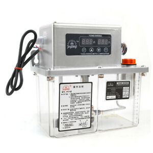 Digital Display Automatic Electric Lubrication Pump Oiler Oil Pump 4l Hot Sale