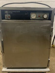 Henny Penny Hc 900 Heated Pass Through Holding Cabinet On Wheels Tested