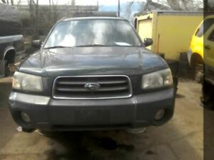 Automatic Transmission Fits 03 Forester 328008
