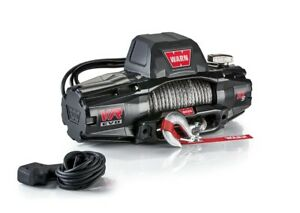 Warn Vr Evo 10 S Standard Duty Winch W Synthetic Rope 103253 Same Day Shipping