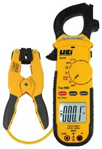 Uei Dl479combo True Rms Clamp Meter W Pipe Clamp Probe