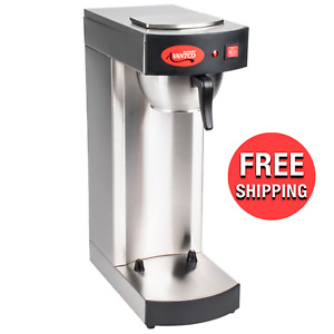 Pourover Airpot Hot Coffee Brewer Restaurant Commercial Maker Home Nsf C15 120v