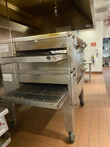 Lincoln Impinger Double Stack Pizza Oven