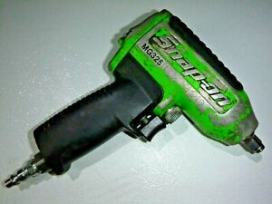 Snap On Tools Mg325 3 8 Drive Air Impact Wrench Green