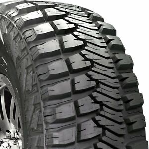 2 Goodyear Wrangler Mt R With Kevlar Lt 295 70r18 Load E 10 Ply M T Mud Tires