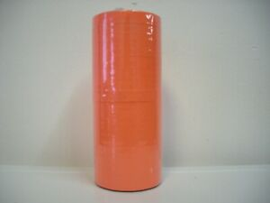 Fluorescent Red Label For Monarch 1110 Pricing Gun 1 Sleeve 16rolls