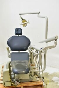 Pelton Crane Dental Exam Chair Operatory Set up Package Caregiving Furniture