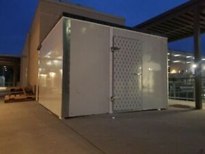 8 x8 x8 h Walk in Cooler Box With Floor Kit Price No Refrigeration