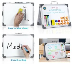 Magnetic Whiteboard Dry Wipe Small Large Board Notice Memo Office Home School Us