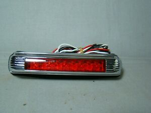 Led License Plate Light Led Stop Light Third Brake Light License Light 12 Volt