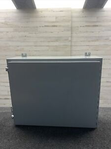 Brand New Hoffman A243008lp Electrical Enclosure 24 X 30 X 8